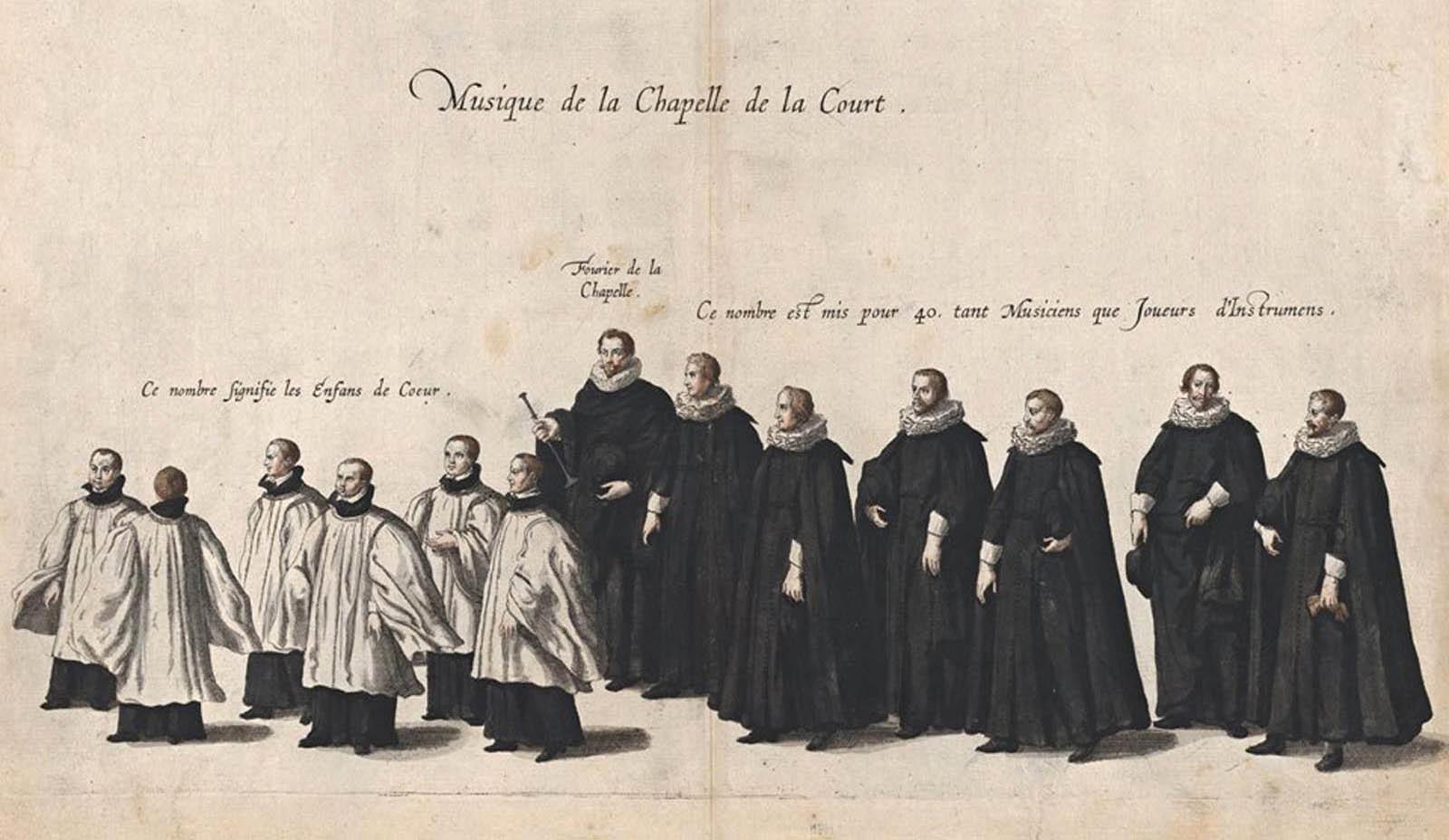 Court Music Centre De Musique Baroque De Versailles