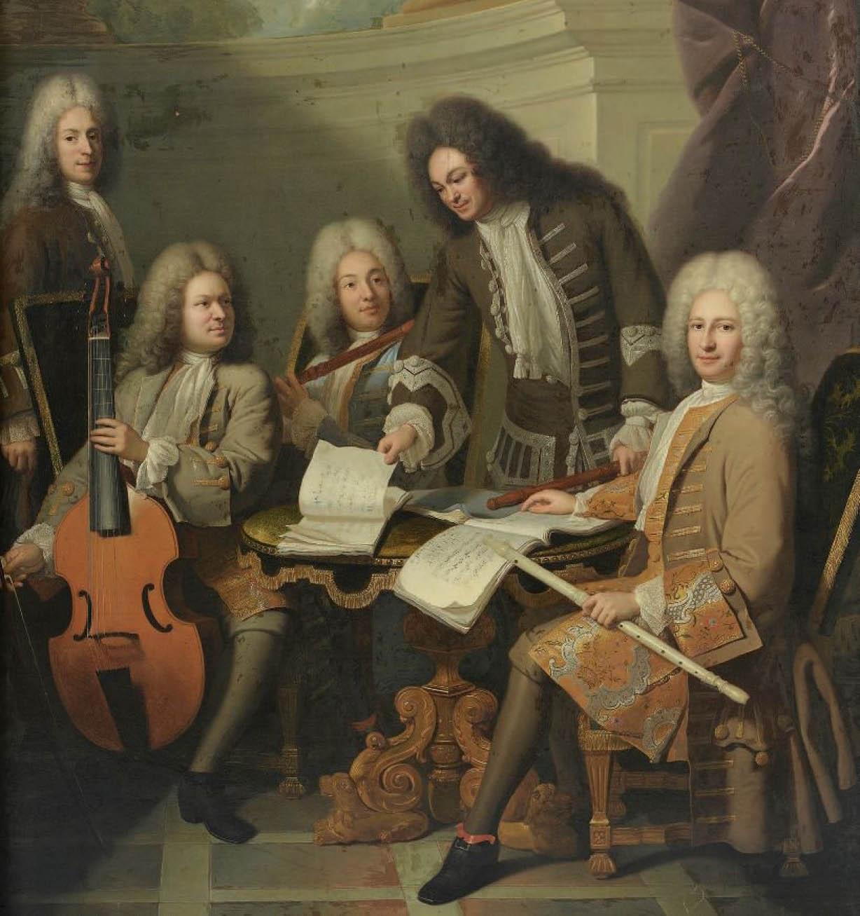 Musique A La Cour Centre De Musique Baroque De Versailles