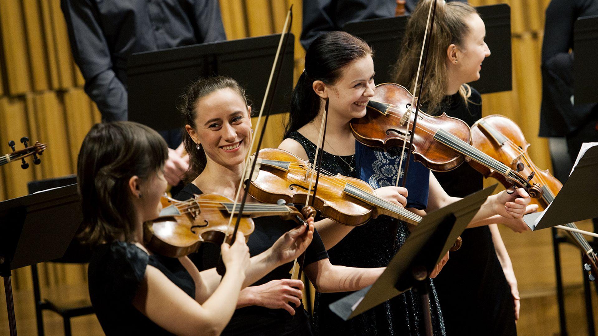 Etudiants de l'Akademie Prague