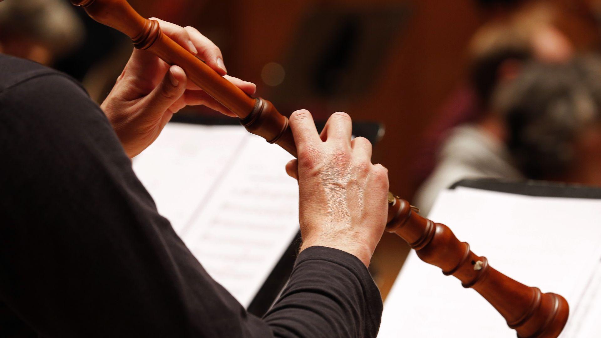 Fonds de hautbois et bassons du CMBV