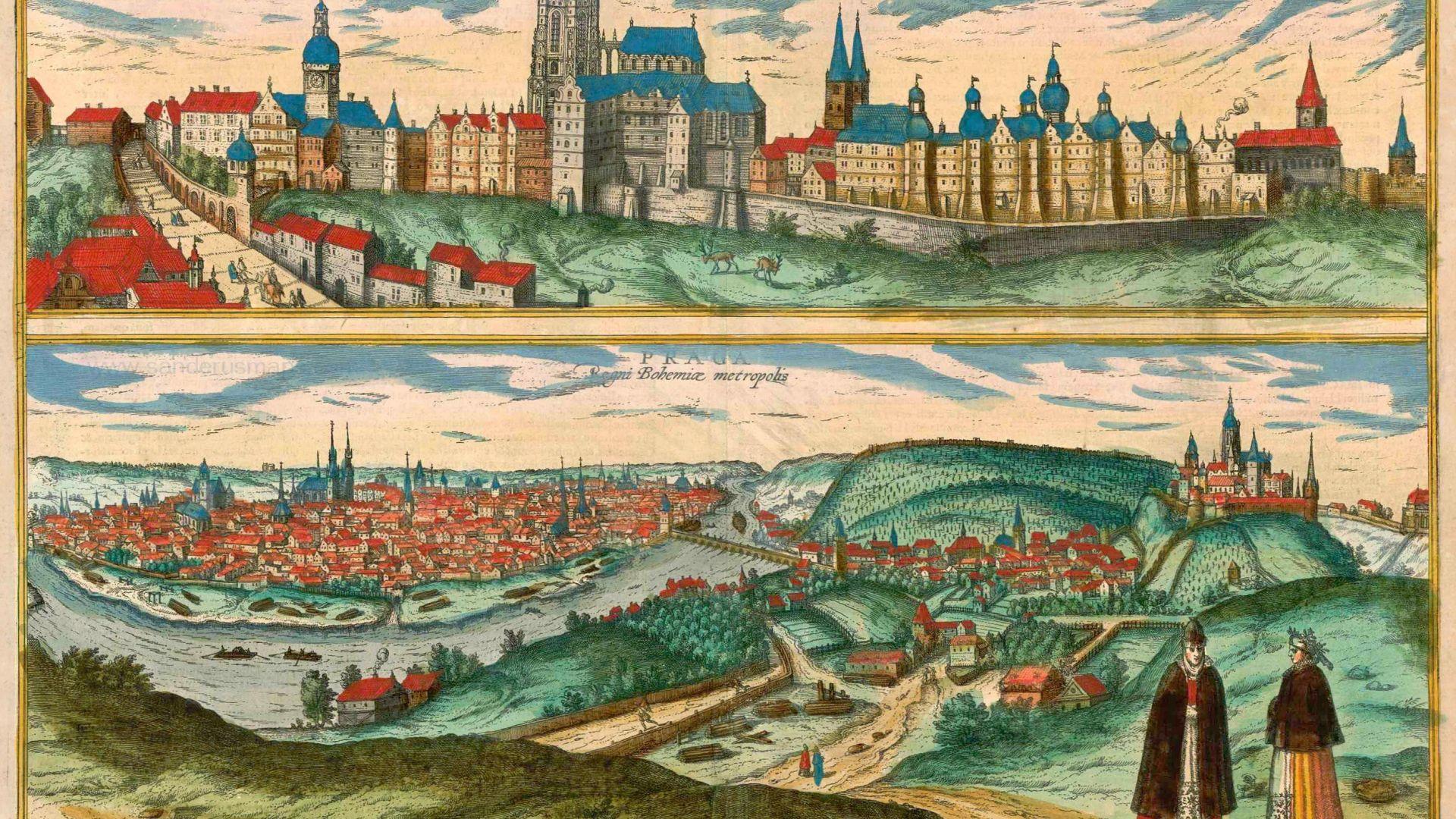 La France et les pays tchèques, projet de recherche du CMBV