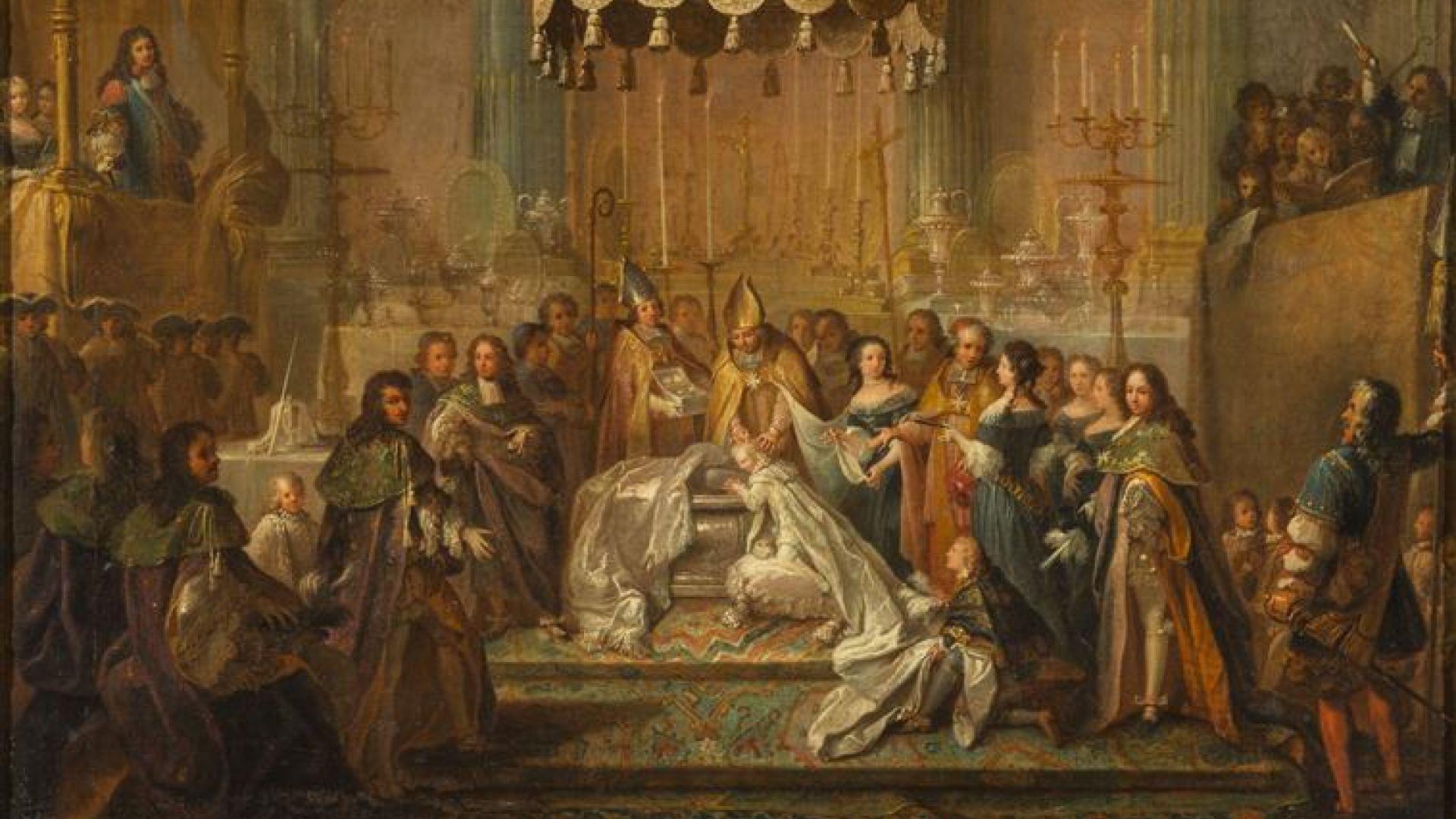 La musique dans les cérémonies royales et dynastiques