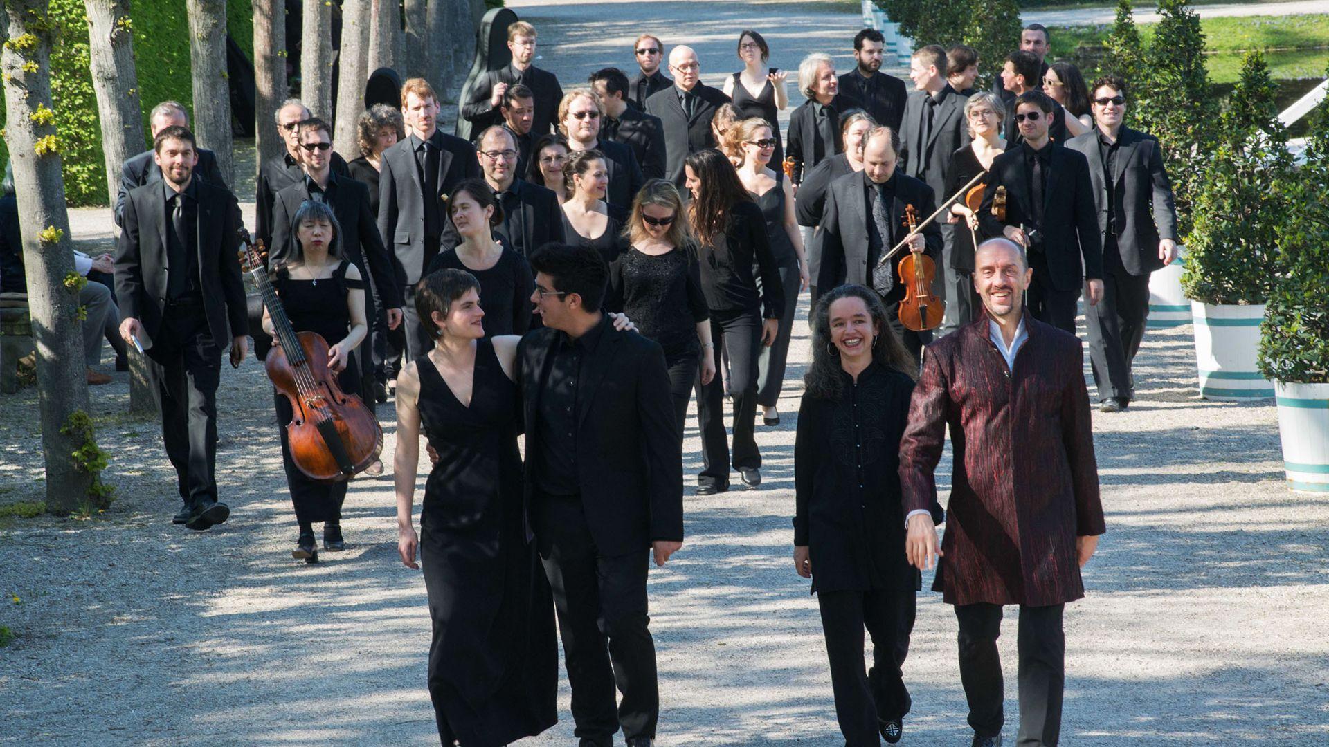 Résidence croisée Le Concert Spirituel Théâtre des Champs Elysées