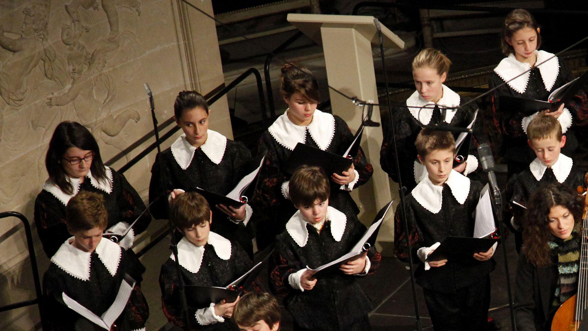 Messe de Noël de Michael Praetorius