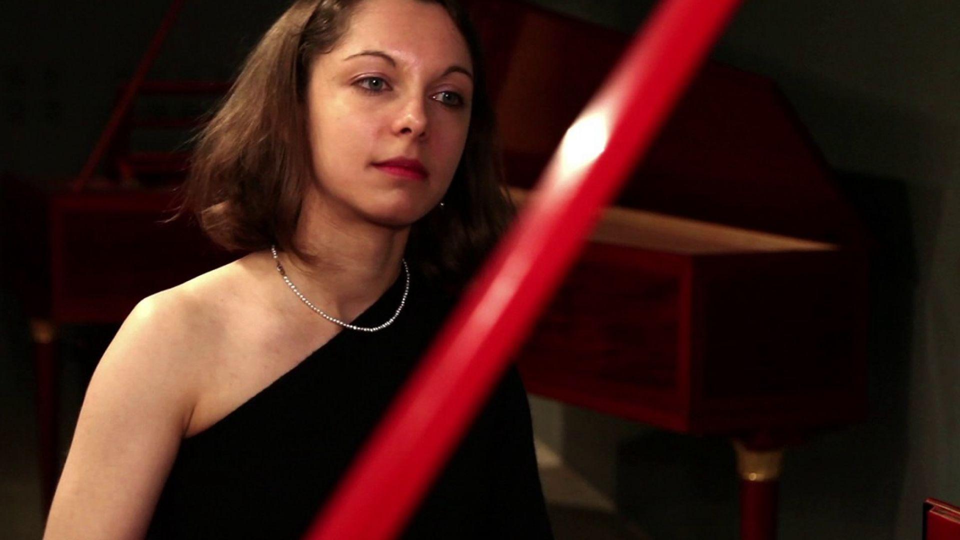 « Quatre saisons de clavecin » : résidence artistique de Marie van Rhijn en Île-de-France