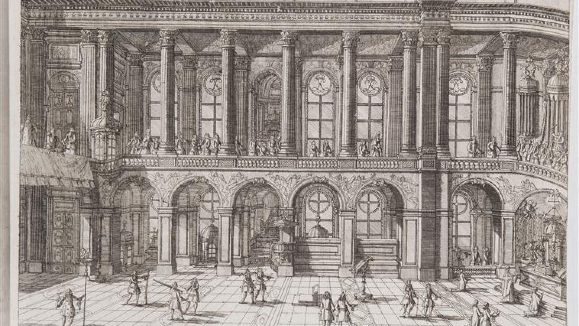 Musique et liturgie à la Chapelle royale