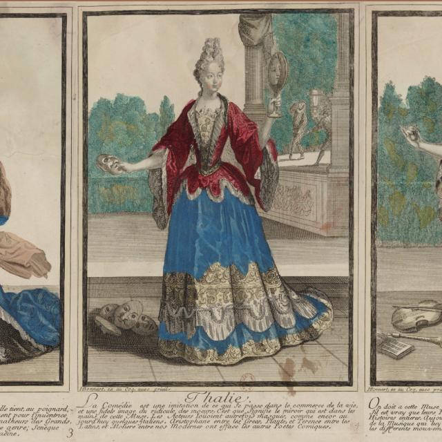 ThéPARis. Les théâtres parisiens sous l'Ancien régime, séminaire de recherche pluridisciplinaire