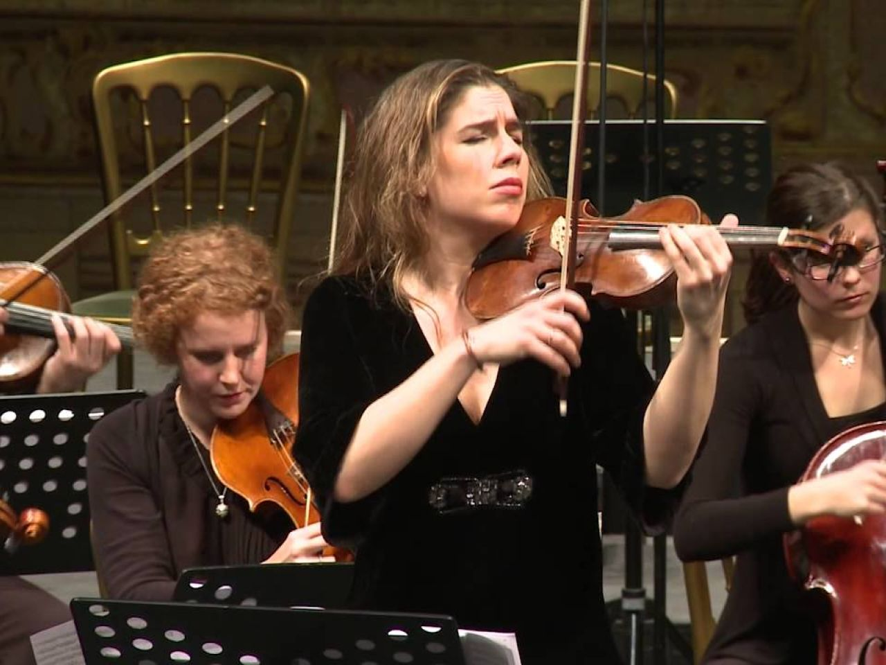 Académie d'orchestre baroque