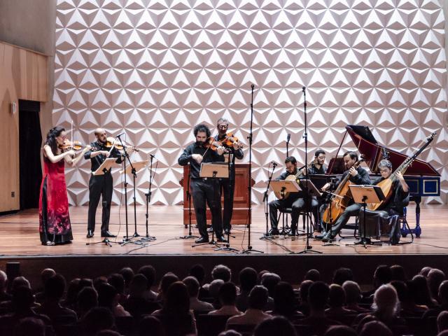 5e semaine de musique baroque a Rio - 1