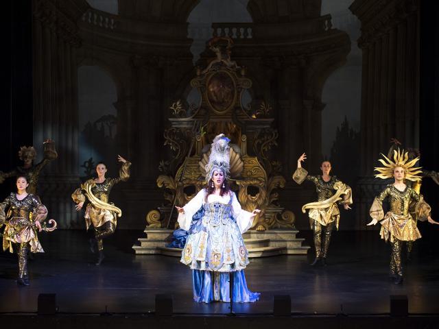 CLERAMBAULT - La Muse de l'Opéra - Potsdam, Hans Otto Theater, 2016 - CMBV