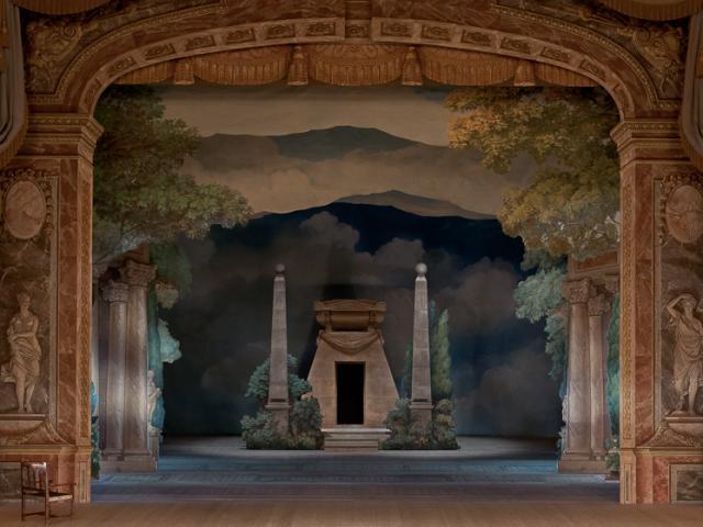 GLUCK - Don Juan Versailles, Opéra royal, 2011-CMBV