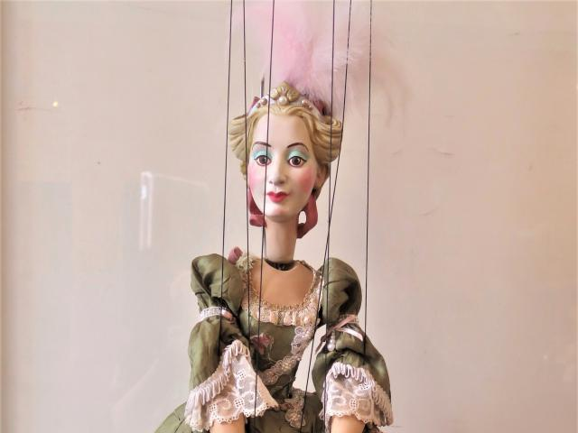 Hyppolite et Aricie, Aricie, marionnette, parodie