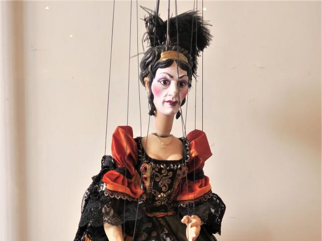 Hyppolite et Aricie, Phèdre, marionnette, parodie