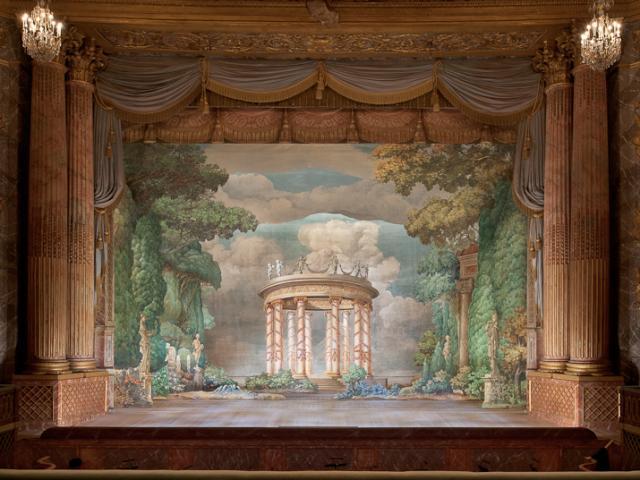 MOZART - Les Petits Riens - Versailles, Opéra royal, 2006-CMBV