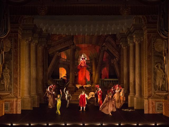 NOVERRE - Médée et Jason - Versailles, Opéra royal, 2012-CMBV