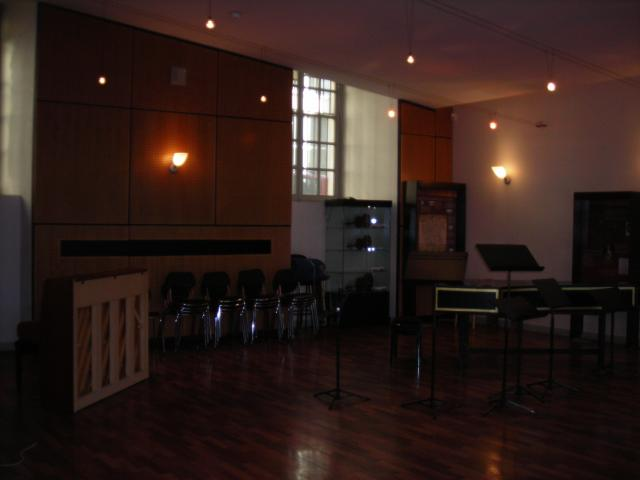 CMBV location salle Desmarest