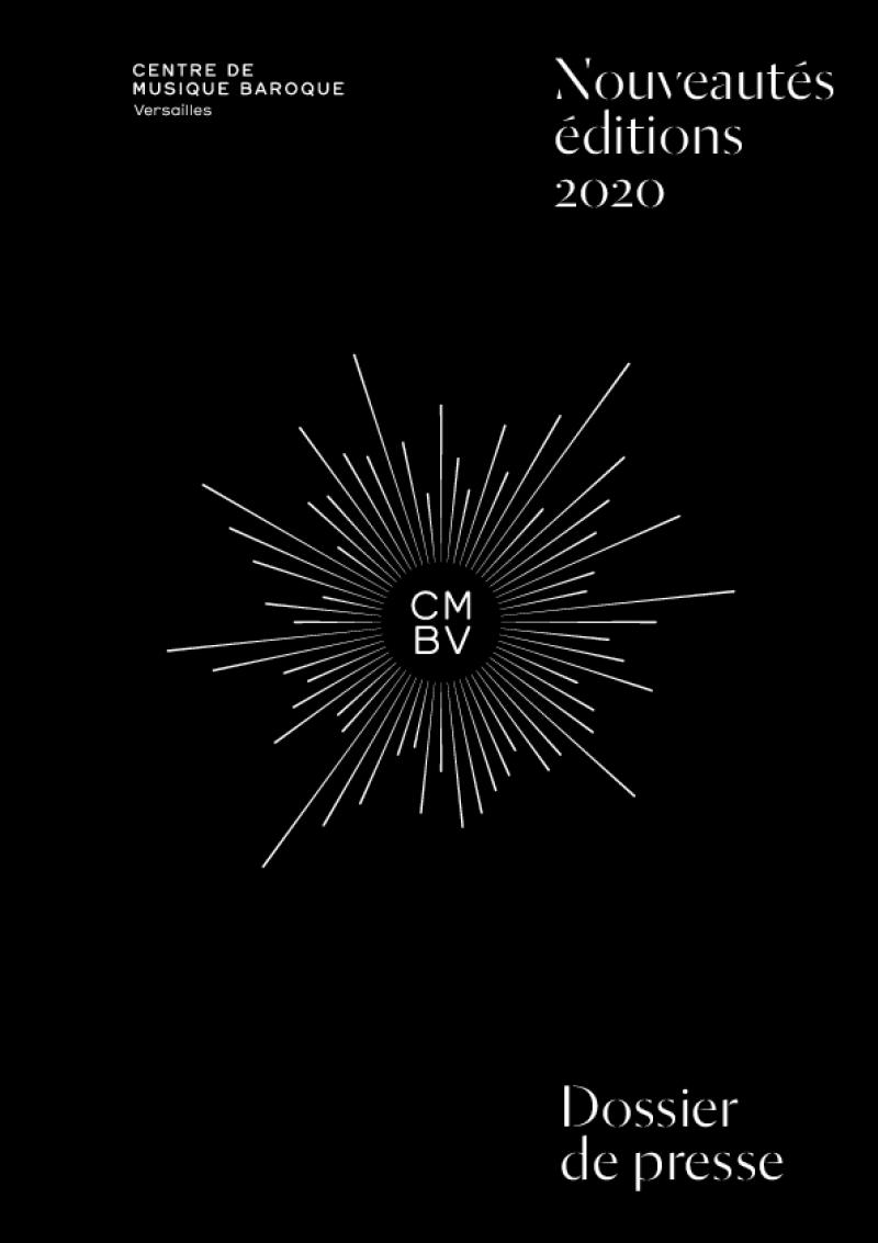 Nouveautés éditions 2020
