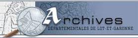 Archives départementales du Lot-et-Garonne