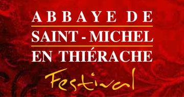 Festival de l'Abbaye de Saint-Michel en Thiérache