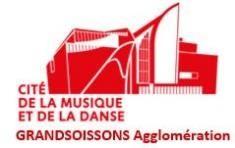 Cité de la musique et de la danse - GrandSoissons