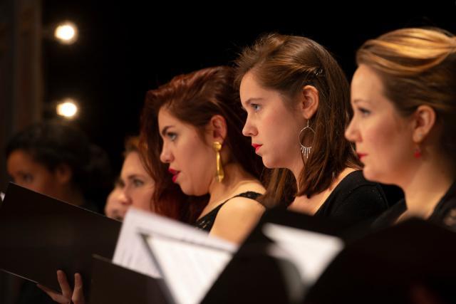 Les Chantres de la Maîtrise du CMBV