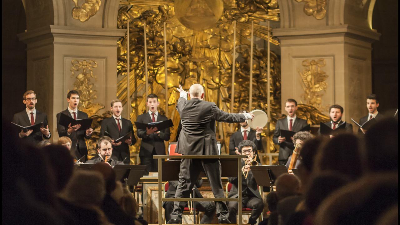 Messe H1 de Marc-Antoine Charpentier